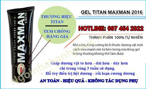 nơi cung cấp sản phẩm titan gel