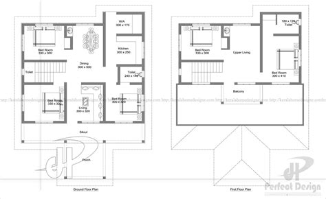 2 bedroom house plans in kerala 1872 sq ft kerala style home kerala home design