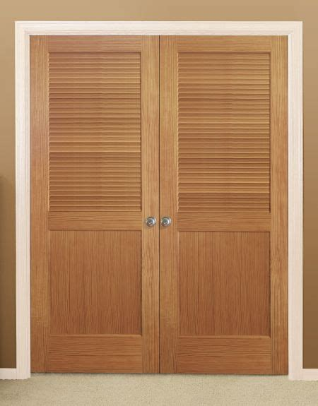 Plantation Half Louvered Just Talking Doors Inc Plantation Louvered Sliding Closet Doors