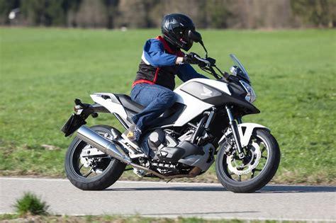 48 Ps Motorrad Enduro by Honda Nc750x Enduro Test Testbericht