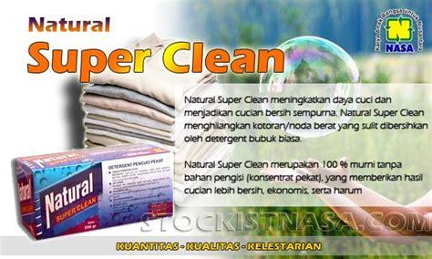 Clean Menghilangkan Kotoran Noda Berat 100 Uh clean alami stockist nasa semarang