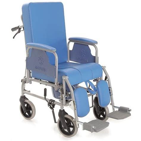 sedie comode per disabili sedia comoda per anziani reclinabile rc250 dim