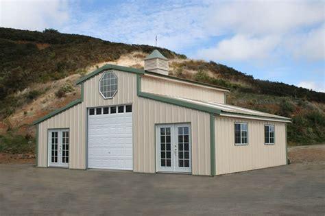 trailer garage pws rv garages rv barns