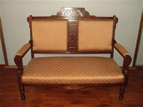 antique loveseat value furniture hq price guide