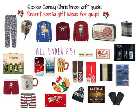 secret santa gift ideas new calendar template site