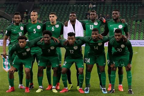 nigeria should target success at 2018 world cup