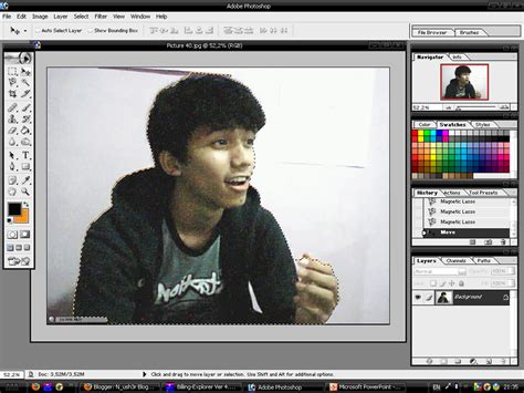 cara edit foto natural n usher blog cara mengedit background foto agar lebih menarik