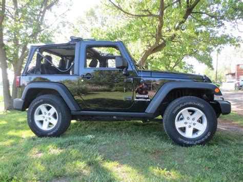 2011 Jeep Grand Uconnect Sell Used 2011 Jeep Wrangler Sport 2 Door 6 Spd Pw Pdl Ac