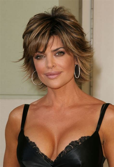 who cuts lisa rinnas hair lisa rinna s hair hair pinterest