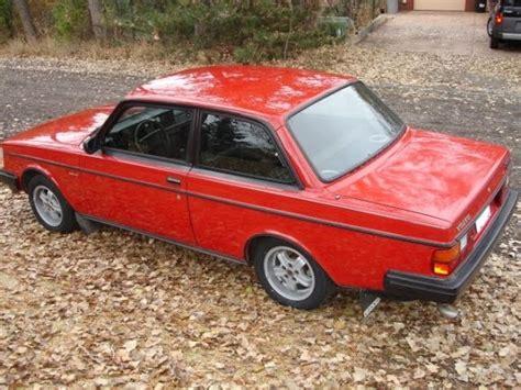 volvo 240 turbo for sale uk 1983 volvo 242 turbo for sale rear