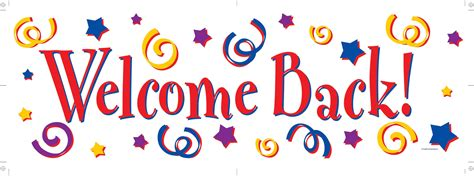printable cards welcome back card invitation sles welcome back cards modern design