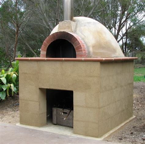 woodwork   build wood fired brick oven  plans