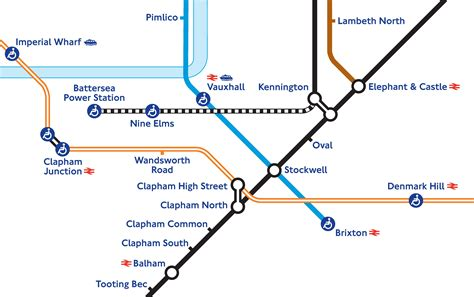 tube map 2015 northern line northern line extension premier construction news