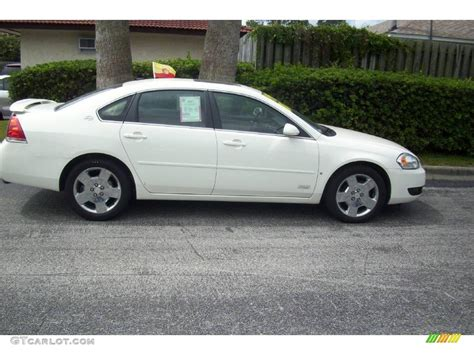 2008 white chevrolet impala ss 9835769 gtcarlot car color galleries