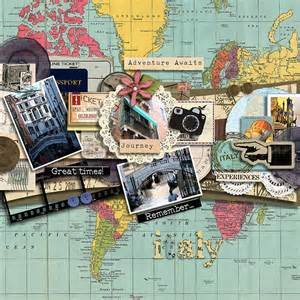 3 photos ephemera travel scrapbooking pinterest scrapbooking chang e 3 and scrapbook