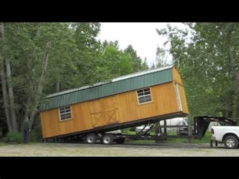 hickory  foot shed youtube