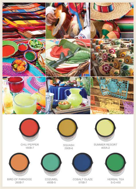 cinco de mayo colors colorfully behr cinco de mayo