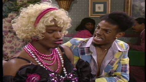 wanda from in living color in living color wanda meets luther the hd