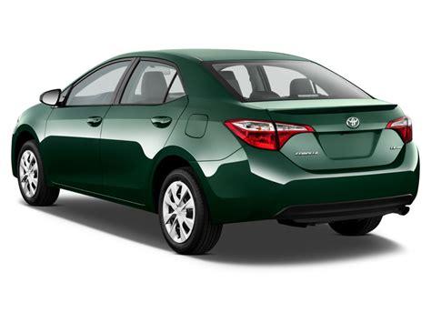 Toyota Corolla Dimensions 2014 2014 Toyota Corolla Specs Autos Weblog