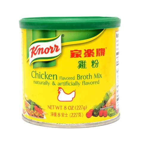 Knorr Chicken Powder Asli Hongkong knorr broth mix chicken 8 ounce packaged chicken broths grocery gourmet food