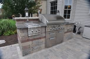 Inexpensive Kitchen Island Ideas - choosing the best of outdoor kitchen ideas on a budget home design lover