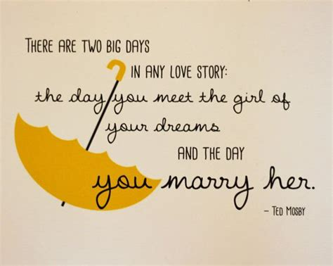 Wedding Umbrella Quotes by 364 Best How I Met Your Images On Ha Ha