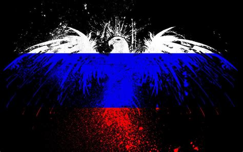 spray paint eagle eagle spray paint flag of the russian federation hd wallpaper