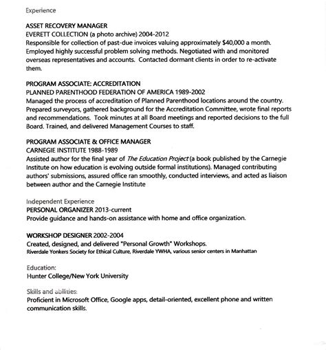 Resume Xml Template by American Career College Optimal Resume Xml Format Resume