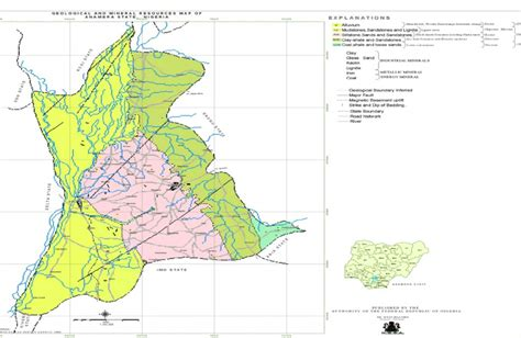 diagram of map of nigeria diagram of map of nigeria with 36 states images how to