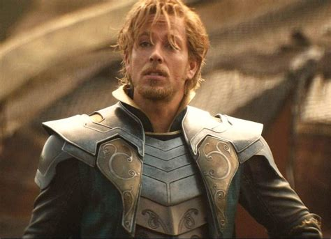 thor movie fandral zachary levi wants to reprise fandral in thor ragnarok