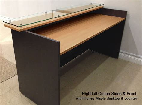 stand up reception desk stand up reception desk reception desks huntoffice ie