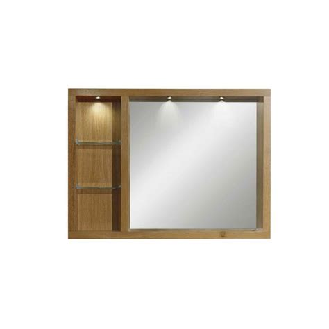 small box mirror and lights and demister buy online at large box mirror with glass shelves lights demister