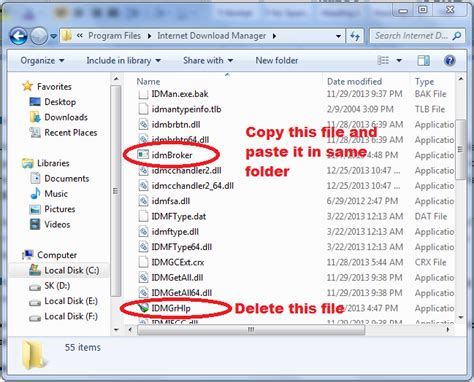 idm exe how to remove idm has been registered with the fake