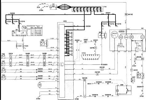 volvo 850 wiring diagram abs wiring free printable wiring