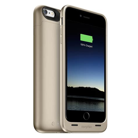 mophie juice pack battery for apple iphone 6s plus 6 plus 2600 mah