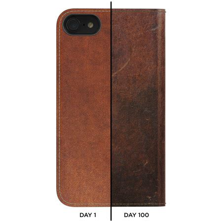 Nomad Iphone 7 8 Plus Clear Leather Horween Rugged Ultra Drop nomad iphone 8 7 genuine leather folio mobilefun it