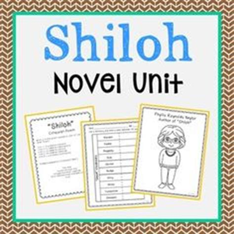 shiloh book report fourth grade interactive notebooks and summary on