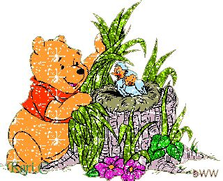 imagenes de winnie pooh bebe en movimiento winnie the pooh glitter gifs picgifs com