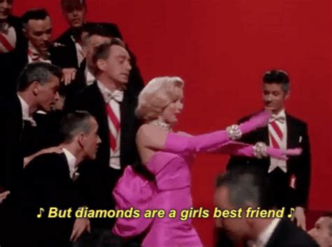 immagini best friend diamonds are a best friend gif find on giphy