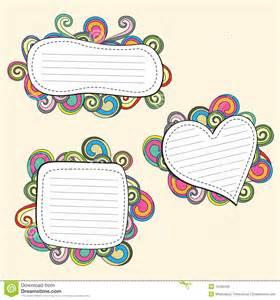 free doodle vector frames doodle frame stock photo image 15405340