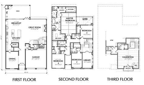 3 story townhouse floor plans quotes 3 story townhouse floor plans home design