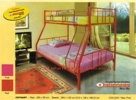 Kasur Sorong Anak Central toko furniture simpati bed 2 in 1 kasur sorong
