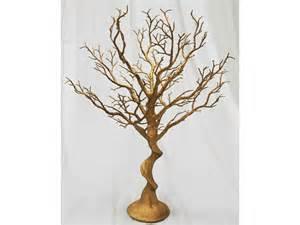 manzanita tree centerpieces for sale 30 quot potted manzanita tree with garlands for wedding diy