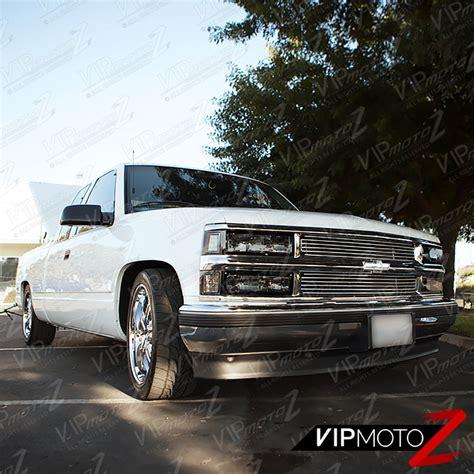 1998 gmc chevy c k 1500 2500 3500 truck tahoe suburban yukon service manual repair set factory 1994 1998 chevy c k 1500 2500 3500 smoke headlight bumper signal amber ls set ebay