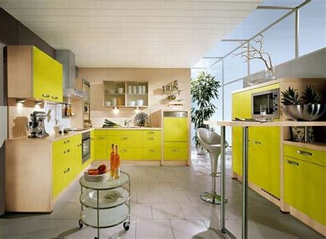 yellow kitchen decor how to decorate the kitchen using yellow accents