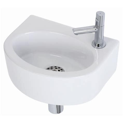 Fonteintje Toilet Karwei by Plieger Orlando Fonteinset Wit 30x22x11 Cm Fonteinen