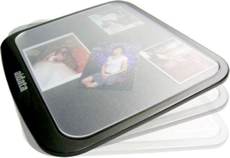 Clear Mouse Mat by Aidata Sp003 Clear View Mouse Pad High Quality Acrylic Base With Transparent Tpr Mouse Pad