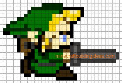 template link minecraft pixel templates link