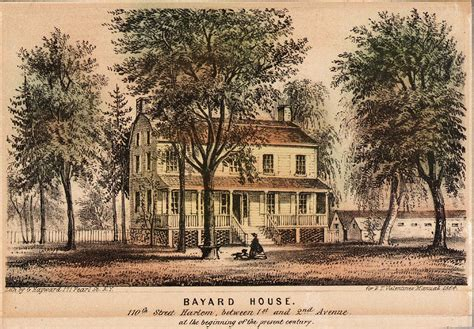 Bayard House by Bayard House 110th St Harlem Between 1st And 2nd Avenue