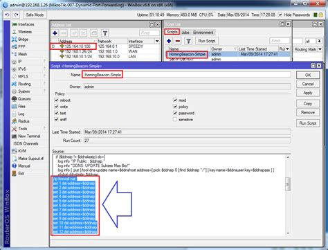 reset ip 1980 terbaru step by step autoupdate port forwarding ip public dynamic